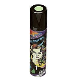 Color Hair-Spray Green