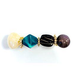 Blue Stone Clip