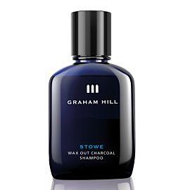 Stowe Wax Out Charcoal Shampoo 100ml