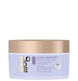 BlondMe Cool Blond Mask 200ml