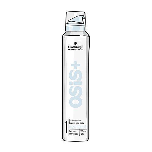Osis Texture Fresh Dry Shampoo Foam -35%