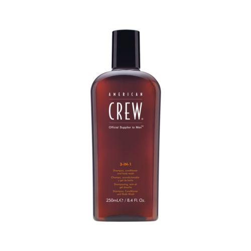 3 in 1 shampoo,conditioner, body wash 250ml